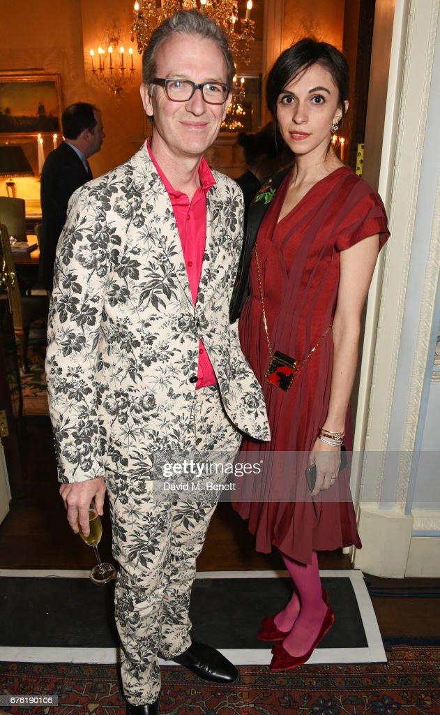 Harper's Bazaar 150th Anniversary Party : News Photo