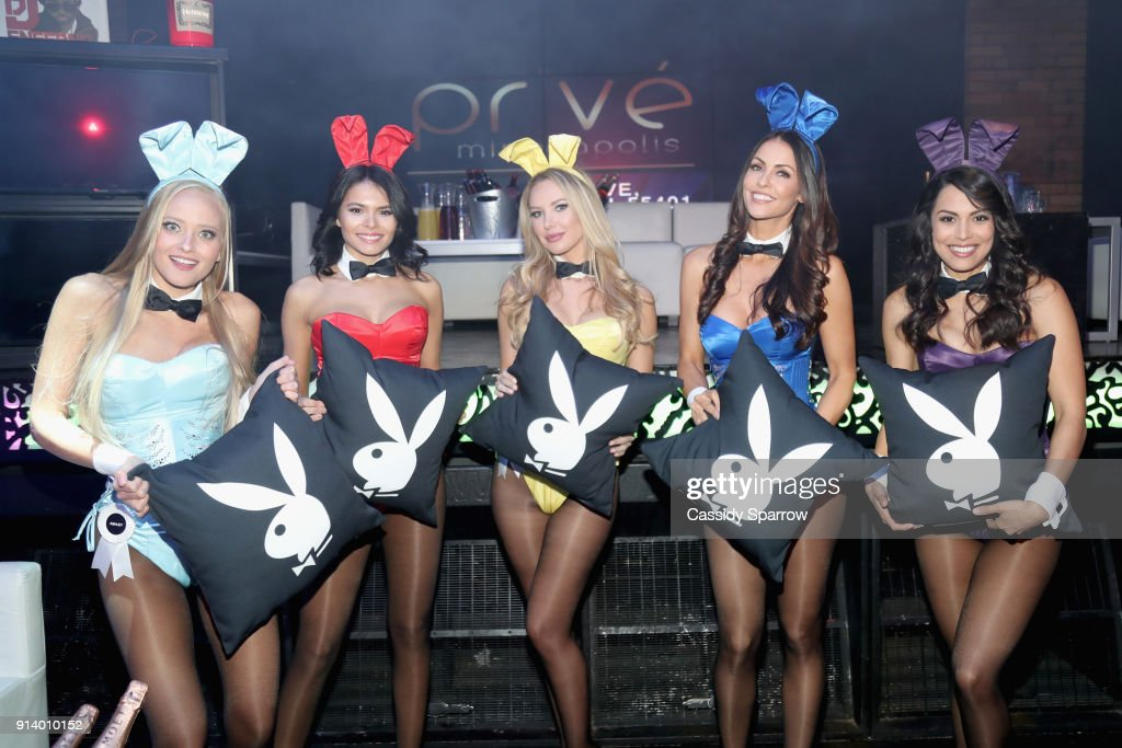 talent resources sports present playboy's big game weekend party