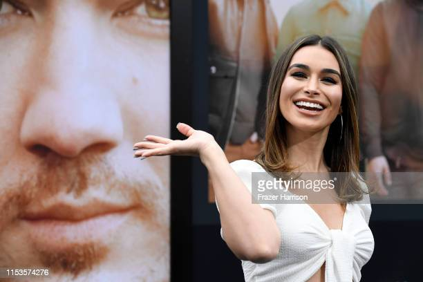 Ashley Iaconetti attends the Premiere Of Amazon Prime Video's Chasing Happiness at Regency Bruin Theatre on June 03 2019 in Los Angeles California