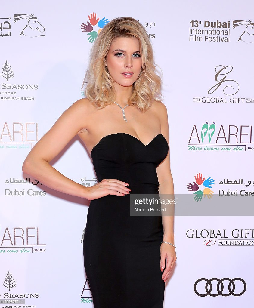 d9998afc32c Ashley James attends the Global Gift Gala during day six of the 13th ...