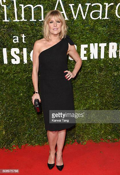 Ashley Jensen attends the London Evening Standard British Film Awards at Television Centre on February 7 2016 in London England
