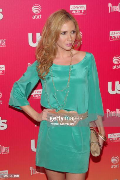 Ashley Jones attends US WEEKLY CELEBRATES ANNUAL HOT HOLLYWOOD STYLE ISSUE IN HOLLYWOOD at MyHouse on April 22 2009 in Hollywood CA
