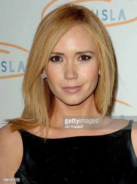 Ashley Jones during Hollywood Bag Ladies Lupus Luncheon Honoring Carrie Brillstein at Regent Beverly Wilshire Hotel in Beverly Hills California...