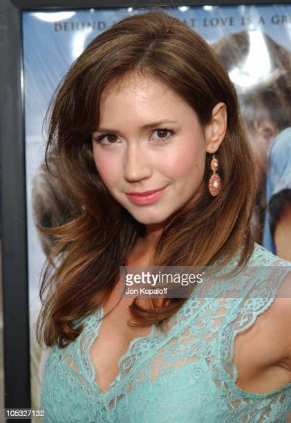 """Ashley Jones during """"The Notebook"""" World Premiere - Arrivals at Mann Village Theatre in Westwood, California, United States."""