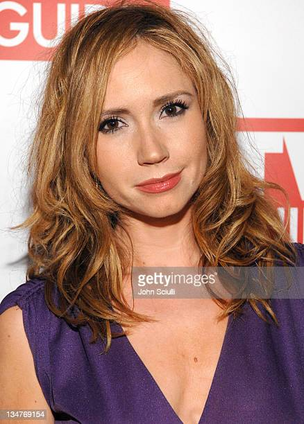 Ashley Jones during TV Guide Celebrates the Premiere Annual Issue The Sexy Issue at Bar Marmont in West Hollywood California United States