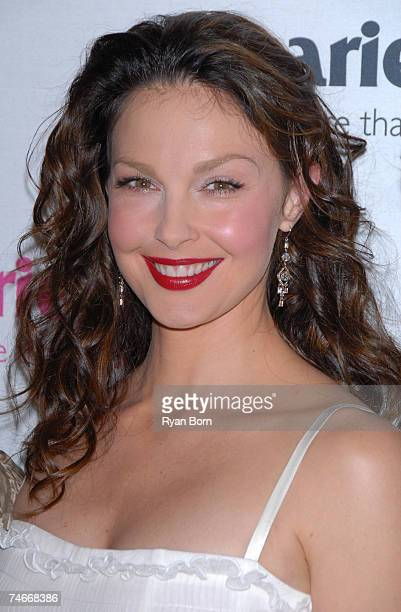 Ashley Judd at the Hearst Tower in New York City, New York