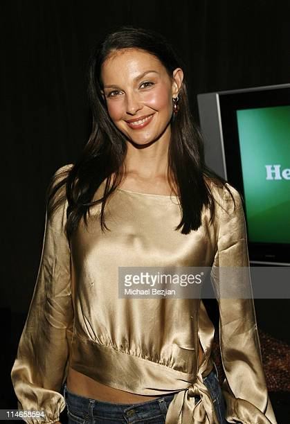 Ashley Judd at the Heineken Green Room during 2006 Park City Heineken Green Room Hosts 'Come Early Morning' Party at Village at the Lift in Park City...