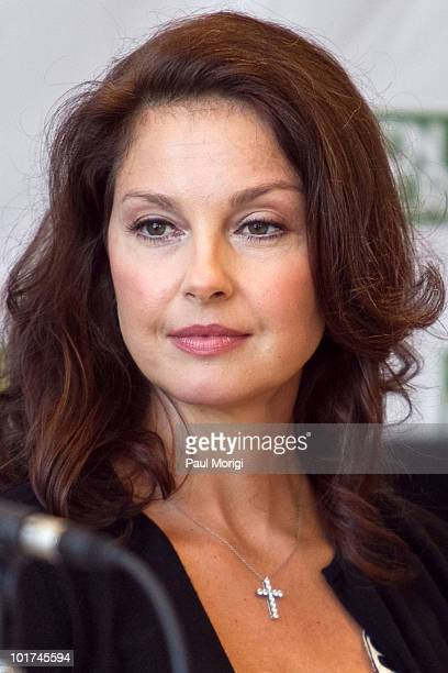 Ashley Judd attends A Global Call To Invest In Women during the 2010 Women Deliver Conference at The Walter E Washington Convention Center on June 7...