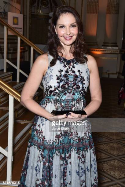 Ashley Judd attends Hope for Depression Research Foundation's 11th Annual Luncheon Honoring Ashley Judd at The Plaza Hotel on November 8 2017 in New...