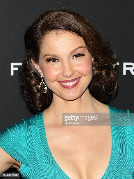 Ashley Judd attends the 'Olympus Has Fallen' Los Angeles Premiere held at ArcLight Cinemas Cinerama Dome on March 18 2013 in Hollywood California
