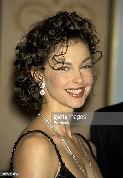 Ashley Judd during 1998 Princess Grace USA Awards Gala at Waldorf Astoria Hotel in New York City New York United States