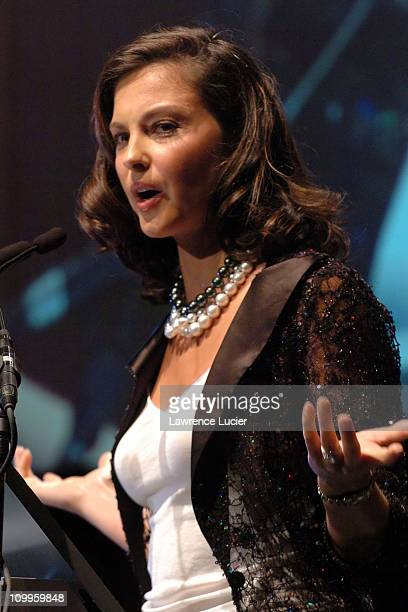 Ashley Judd during 2004 Youth AIDS Benefit Gala at Capitale in New York City New York United States