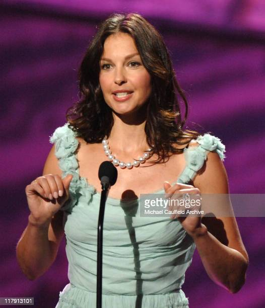 Ashley Judd during 2006 ESPY Awards Show at Kodak Theatre in Los Angeles California United States