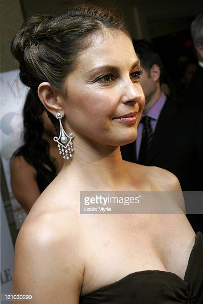 Ashley Judd during Capitol File Cover Launch Party with Ashley Judd September 14 2005 at The Watergate Hotel in Washington DC District of Columbia...