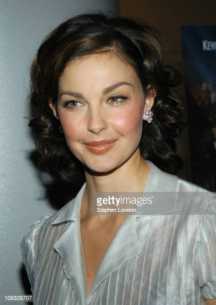 Ashley Judd during 'DeLovely' New York Premiere Inside Arrivals at Loews Lincoln Square in New York City New York United States