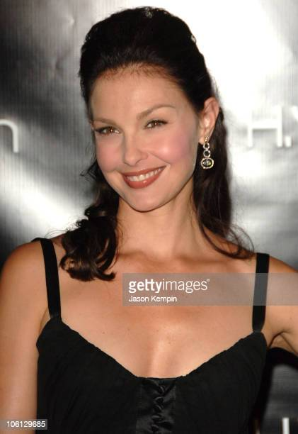 Ashley Judd during HStern Launch of the Stern Star Diamond October 10 2006 at H Stern 5th Avenue in New York City New York United States