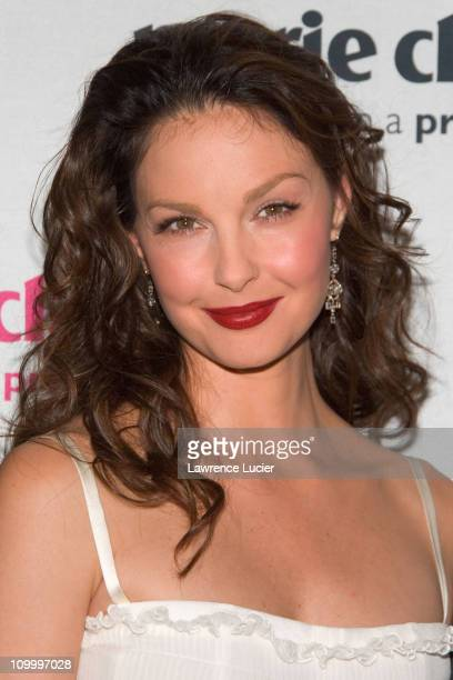 Ashley Judd during Marie Claire and Ashley Judd Host A Special Screening of Ashley Judd and YouthAIDS Confronting The Pandemic November 16 2006 at...
