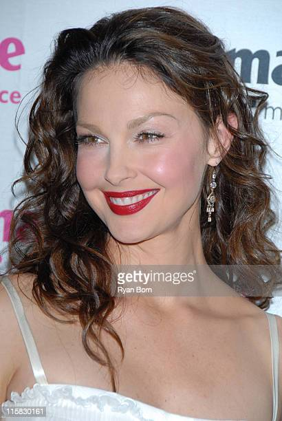 Ashley Judd during Marie Claire Hosts a Special Screening of Ashley Judd and Youthaids 'Confronting the Pandemic' at Hearst Tower in New York City...