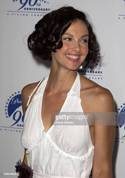 Ashley Judd during Paramount Pictures Celebrates 90th Anniversary With 90 Stars for 90 Years at Paramount Pictures in Los Angeles California United...