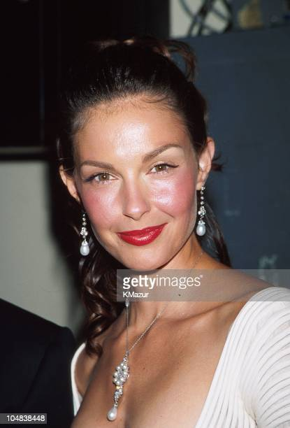 Ashley Judd during The 19th Annual CFDA American Fashion Awards at Lincoln Center in New York City New York United States