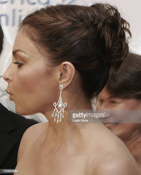 Ashley Judd during Youth AIDS Gala with Ashley Judd Arrivals September 14 2005 at Washington DC in Washington District of Columbia United States