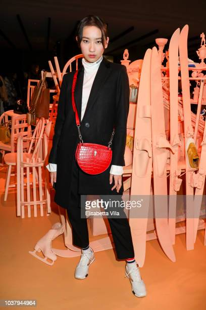 Ashley Lam attended the Bally Spring Summer 2019 Press Presentation during Milan Fashion Week on September 22 2018 in Milan Italy