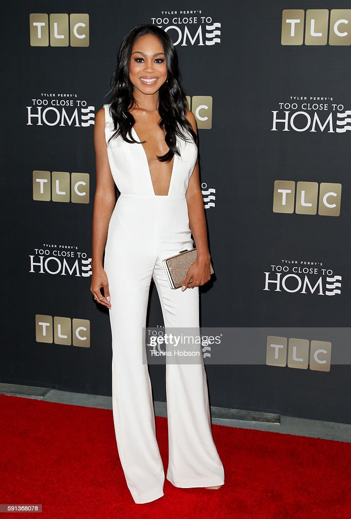 Ashley Love-Mills attends the Screening of TLC Networks 'Too Close To Home' at The Paley Center for Media on August 16, 2016 in Beverly Hills, California.