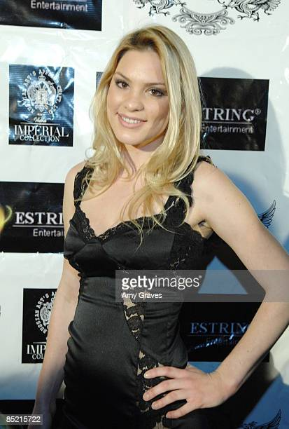 Ashley Madison attends the Birthday Bash for Hollywood Publicist Charmaine Blake on January 14, 2009 in Los Angeles, California.