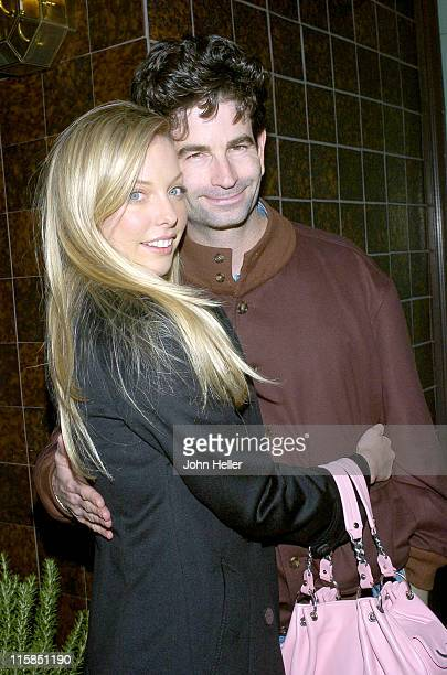 Ashley Matthau and Charlie Matthau during Book Party to Celebrate Deana Martin's New Book Memories Are Made Of This at Da Vinci Restaurant in Beverly...