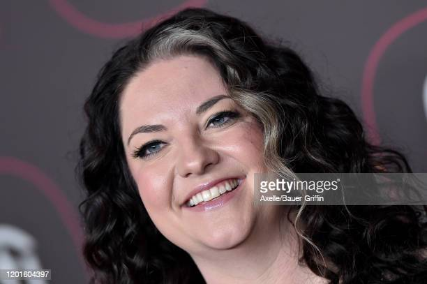 Ashley McBryde attends Warner Music Group Pre-Grammy Party 2020 at Hollywood Athletic Club on January 23, 2020 in Hollywood, California.
