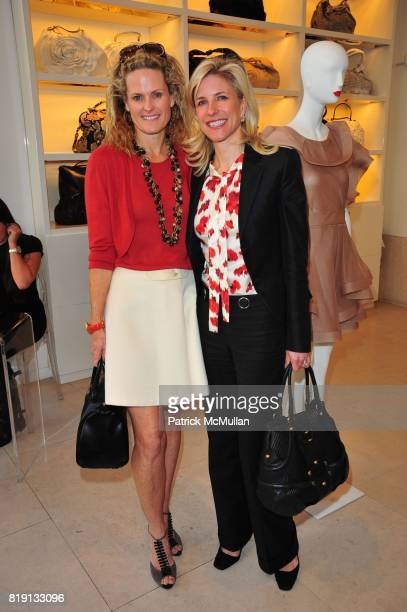 Ashley McDermott and Sara Ayres attend VALENTINO Spring/ Summer 2010 Collection Private Luncheon and Presentation hosted by Samantha Boardman Rosen...