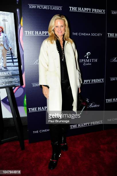 """Ashley McDermott attends The Cinema Society And Brooks Brothers Host The After Party For Sony Pictures Classics' """"The Happy Prince"""" at Mr C. Seaport..."""