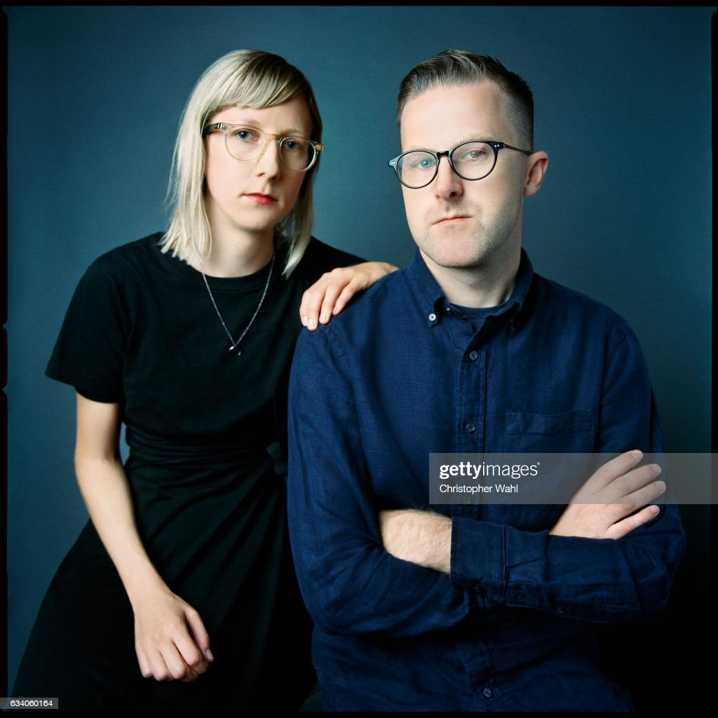 Ashley McKenzie and Nelson MacDonald are photographed for The Globe and Mail on September 12, 2016 in Los Angeles, California.