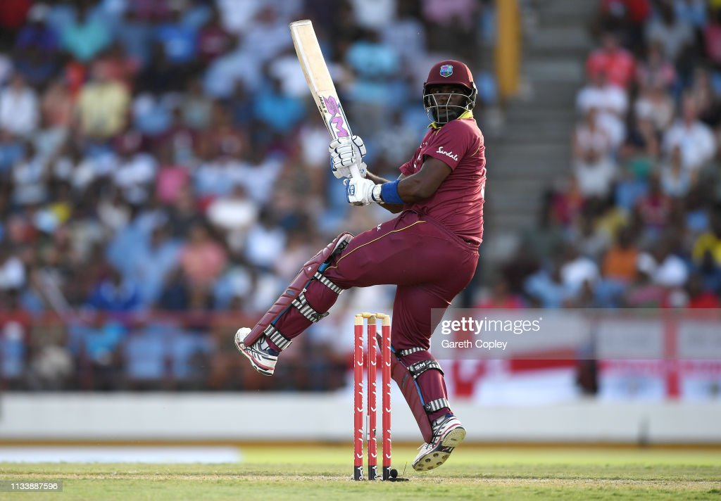 England v West Indies - 1st Twenty20 International : News Photo
