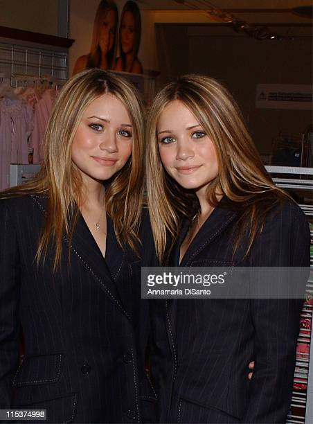 Ashley Olsen and MaryKate Olsen during MaryKate and Ashley 3rd Annual Dualstar Summit in Beverly Hills California United States