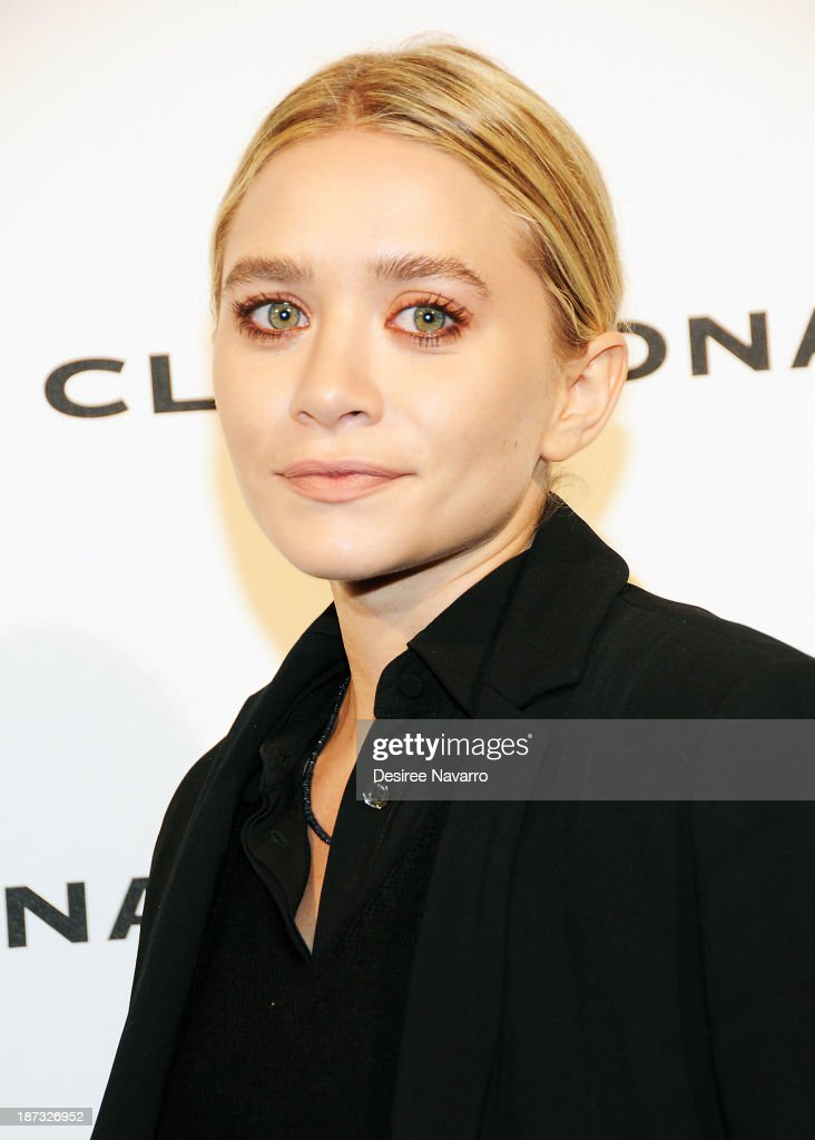 Ashley Olsen attends the opening celebration of Club Monoco's Fifth Avenue Flagship at Club Monaco Fifth Avenue on November 7, 2013 in New York City.