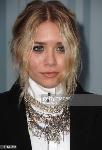 Ashley Olsen during 2007/2008 Chanel Cruise Show Presented by Karl Lagerfeld at Hangar 8 Santa Monica Airport in Santa Monica California United States