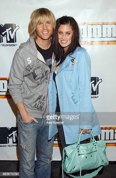 Ashley Parker Angel and Tiffany Lynn arrive to the premiere party for Yo Momma at the club Privilege in Hollywood