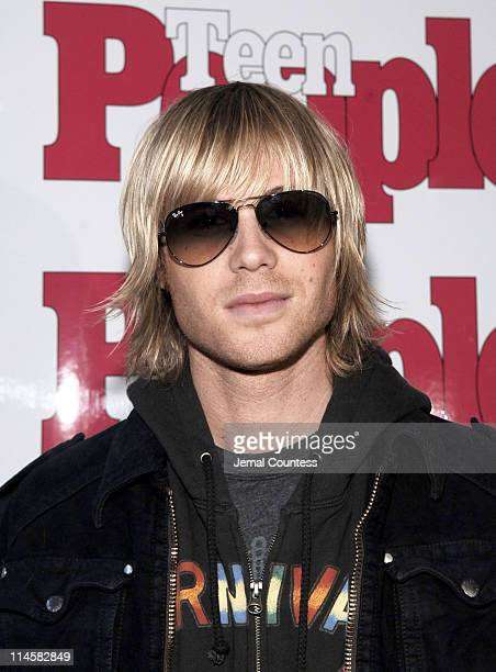 Ashley Parker Angel during Teen People Present 'Best of Fall 2006' at Industria in New York City New York United States
