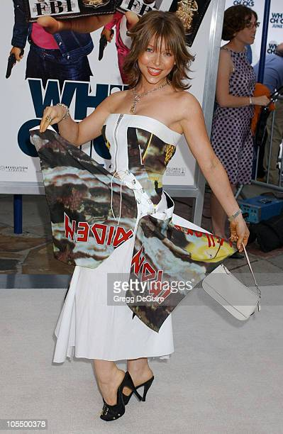 """Ashley Peldon during """"White Chicks"""" Premiere at Mann Village Theatre in Westwood, California, United States."""