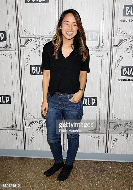 Ashley Perez attends Build Series Presents Buzzfeed Motion Pictures Staff at Build Studio on January 19 2017 in New York City