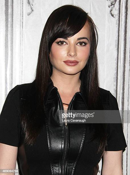Ashley Rickards AOL BUILD Speaker Series Ashley Rickards Discusses Her New Book 'A Guide To Really Getting It Together' at AOL Studios In New York on...