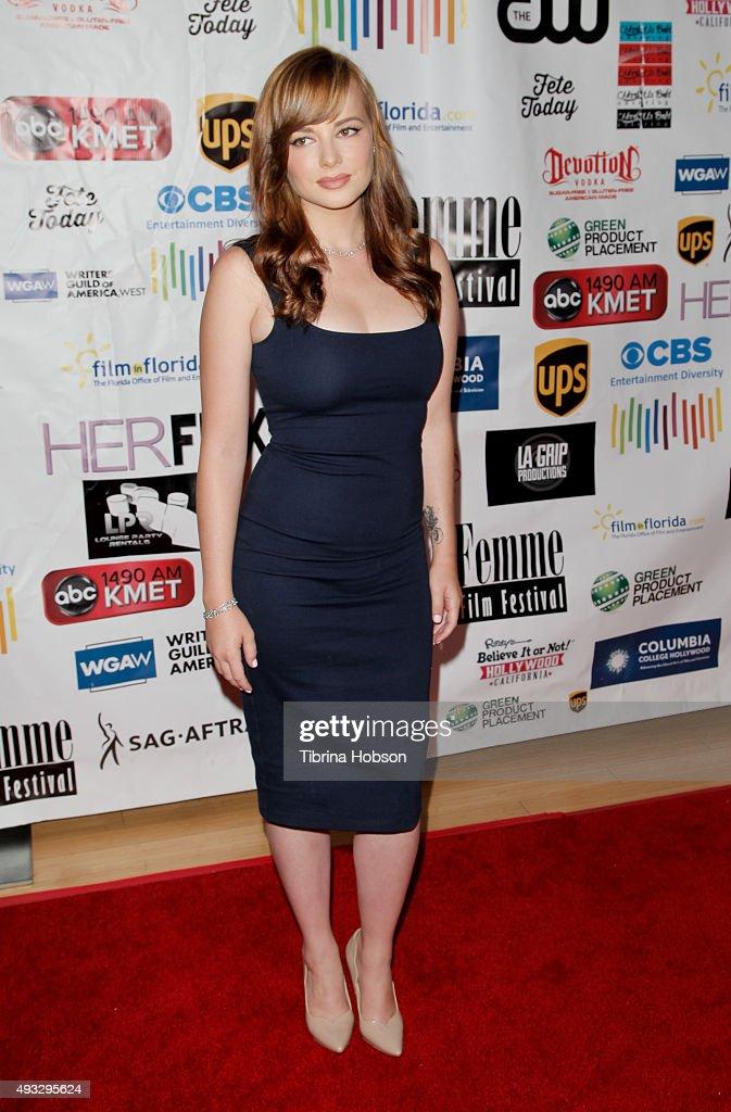 11th Annual LA Femme International Film Festival - Awards Show And Gala : News Photo