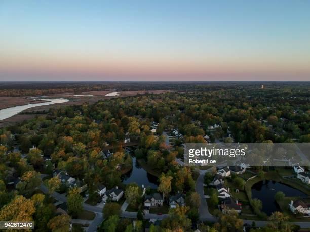 ashley river - ノースチャールストン ストックフォトと画像