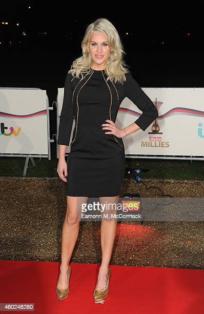 Ashley Roberts attends A Night Of Heroes: The Sun Military Awards at National Maritime Museum on December 10, 2014 in London, England.