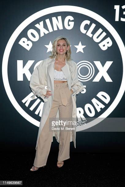 Ashley Roberts attends KOBOX New Flagship studio launch party on King's Road on May 16 2019 in London England