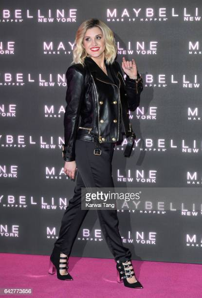 Ashley Roberts attends the Maybelline Bring on the Night party at The Scotch of St James on February 18 2017 in London United Kingdom
