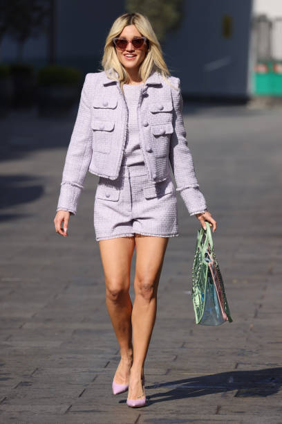 GBR: London Celebrity Sightings - April 20, 2021