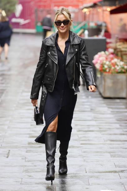 GBR: London Celebrity Sightings - September 27, 2021