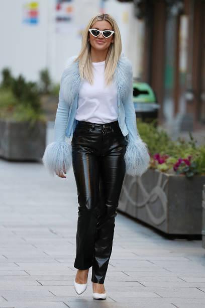 GBR: London Celebrity Sightings - January 21, 2021